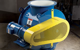 Industrial Rotary Airlock Feeders