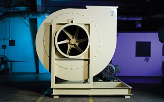 Industrial Material and Air Handling Fans