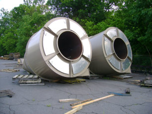 Cyclones with Vent Relief